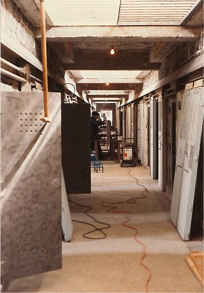 Renovations to Ward 05