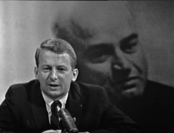 Man in Asylum TV segment