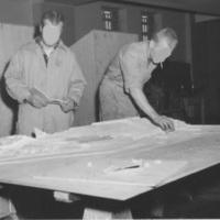 Patients constructing float