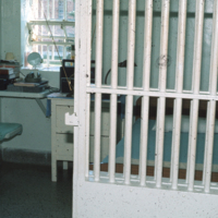 Patient room on A-Ward