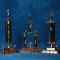 Oak Ridge sports trophies