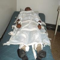Bed restraints