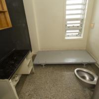 Patient room on Ward 07