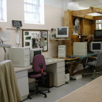 Computing area of Vocational services